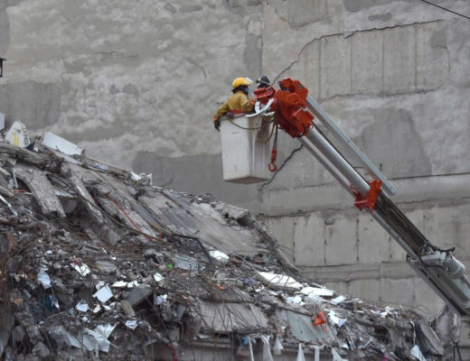 After Mexico City's 7.1 Quake, Delayed Collapses