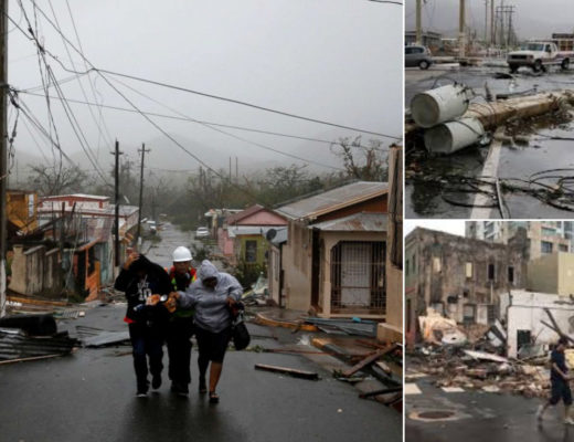 Puerto Rico: 'Irma Gave Us a Break, Maria Destroyed Us'