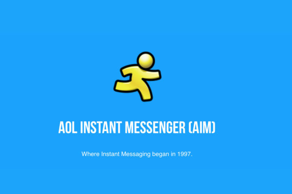 Fun Times with AOL Instant Messenger
