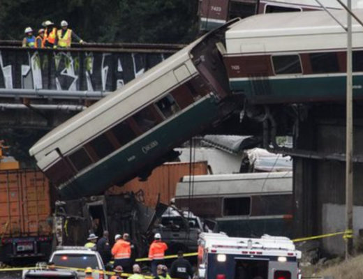 Amtrak 501 Derailment and Positive Train Control
